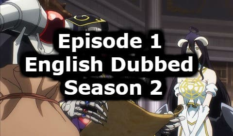 Overlord Season 2 Episode 1 English Dubbed Watch Online