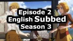 Overlord Season 3 Episode 2 English Subbed Watch Online
