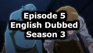 Overlord Season 3 Episode 5 English Dubbed Watch Online