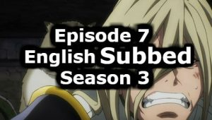 Overlord Season 3 Episode 7 English Subbed Watch Online