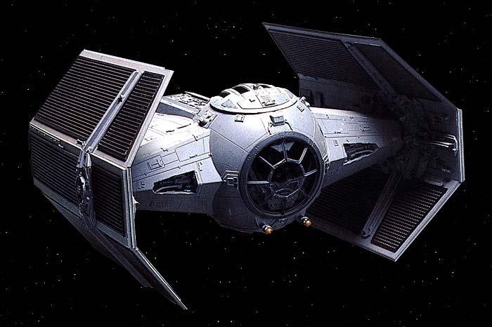 Star Wars Fighter First Paint Tie Order