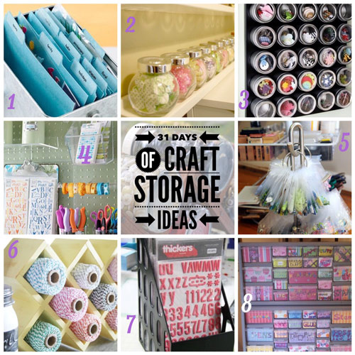 Better Homes And Gardens Craft Storage Ideas