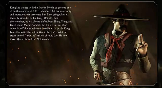 Liu Kang Mortal Kombat Devil