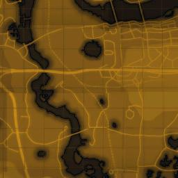 Fallout 4 Map   IGN Commonwealth Map for Fallout 4