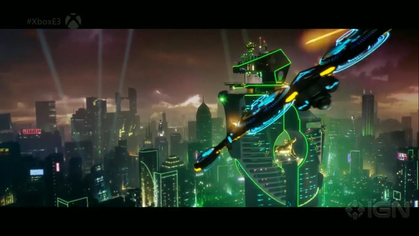 Crackdown 3 Xbox One Ign