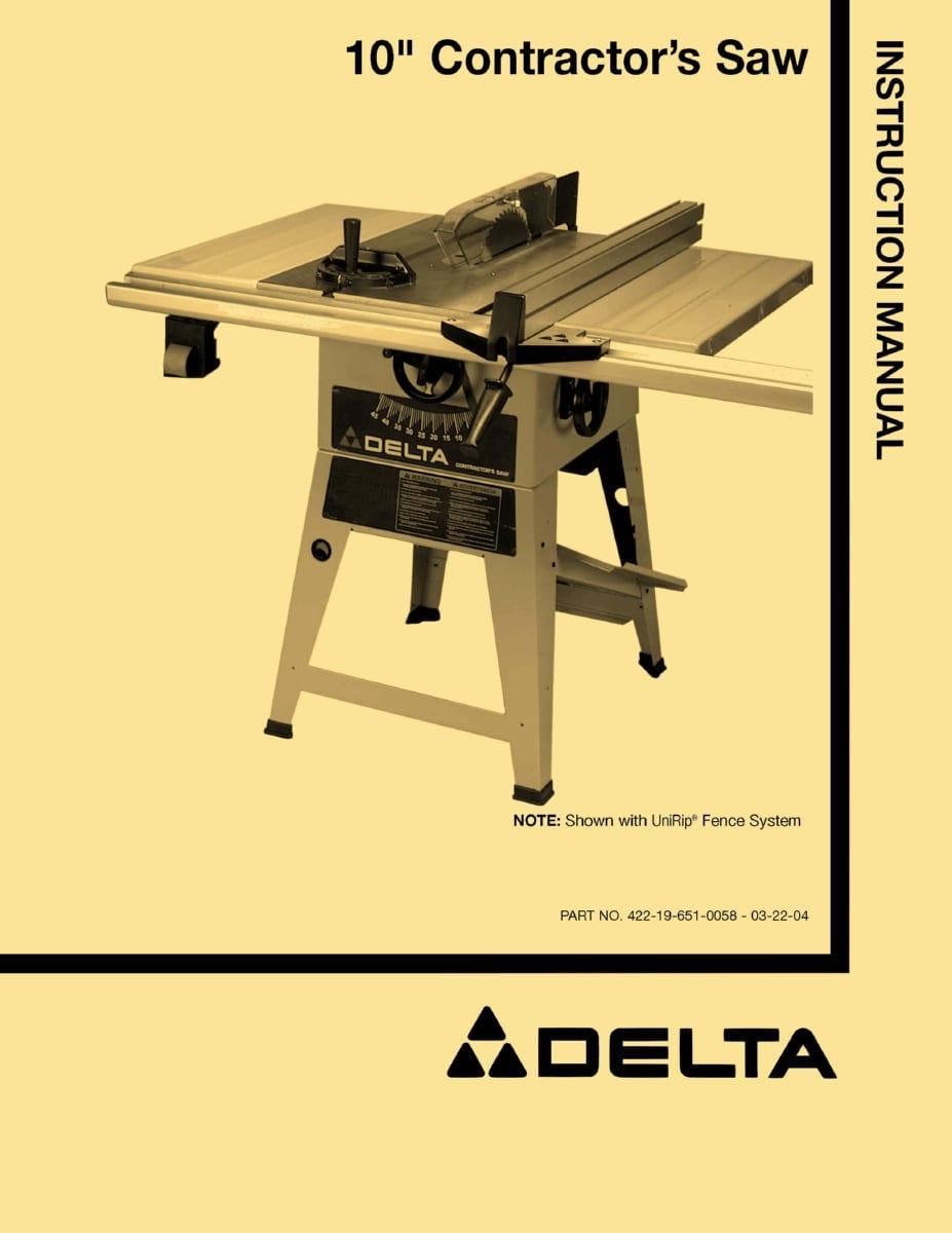 Delta 36 441b 36 451x 36 505x 36 507x 10 Quot Contractor
