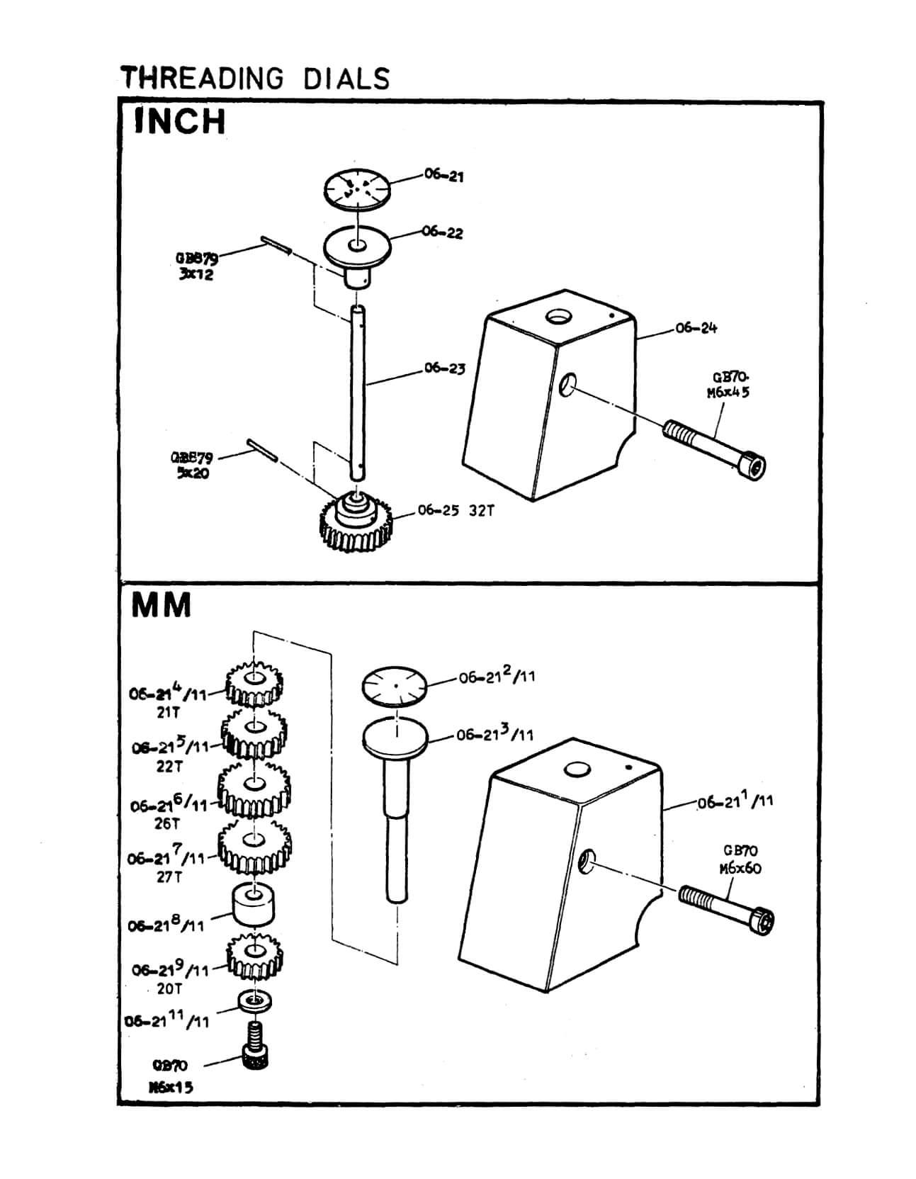 Enco warco jet asian 1330 1340 1430 1440 metal lathe instructions operator's parts manual
