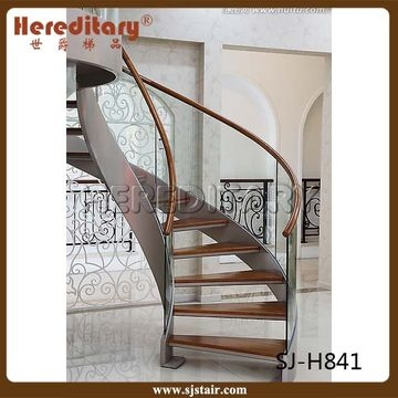Glass Spiral Staircase Price Global Sources | Spiral Staircase With Glass Railing | Exterior | In India Staircase | Stair Wood Bracket | Glass Insert | Inside Glass