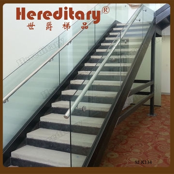 Aluminum Channel Railing For Interior Staircase Global Sources   Aluminum Stair Railings Interior   Wood   Decorative   Curved Metal   Copper   Cable