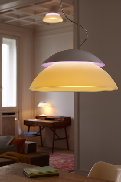 Color Changing Pendant Light