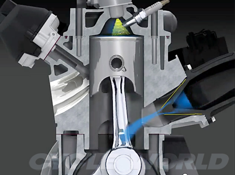 Cleaning Fuel Animation