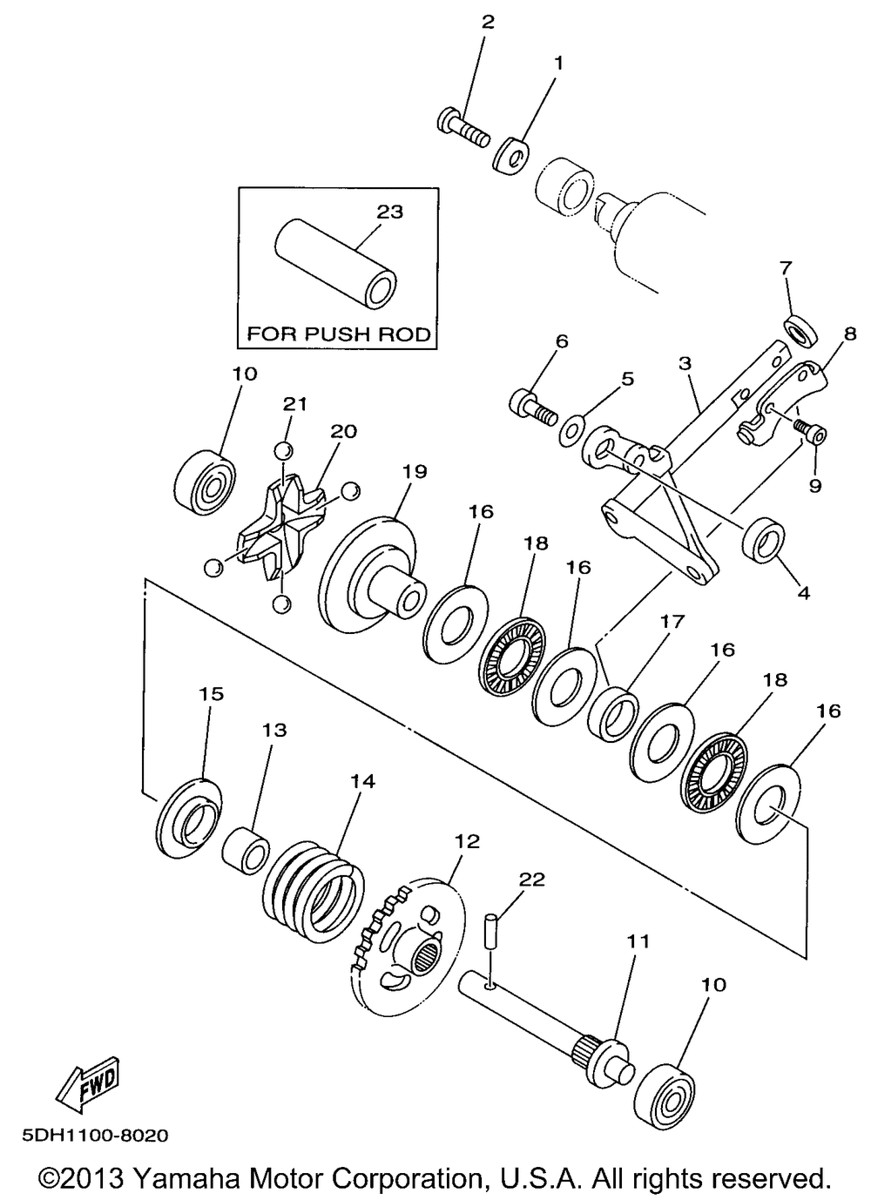 Take some of the linkage when the cover is off and post it make sure you have everything in the parts list