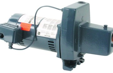 A Convertible Jet Pump Plumbing | Licensed HVAC and Plumbing on