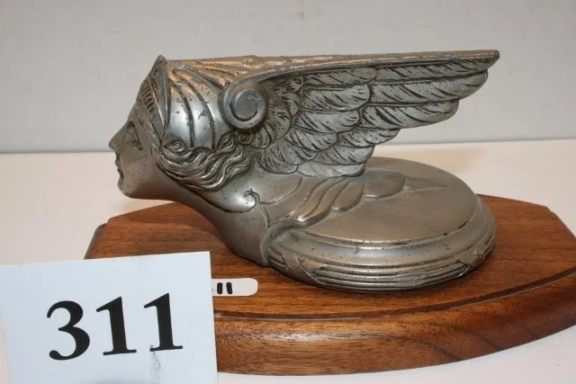 Chevrolet Hood Ornament 1928