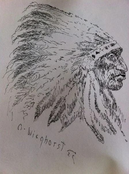 American Drawing View Profile Native