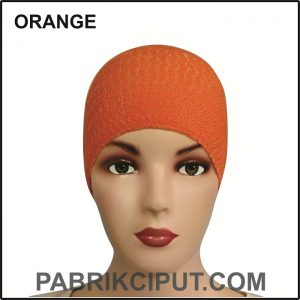 Ciput Anti Pusing Warna Orange