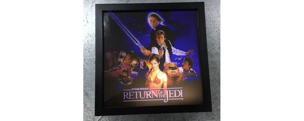 Returns Light Box