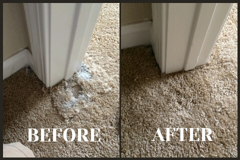 Carpet Repairs   Pacific Carpet Care OUR WORK GALLERY