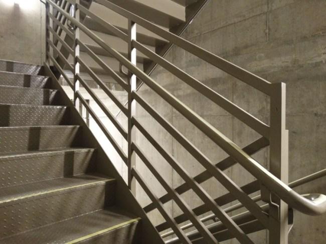 Tube Rail Pacific Stair Corporation | Tubular Stair Railings Design | Mid Century Modern | Simple | Home Tower | Welded | Creative