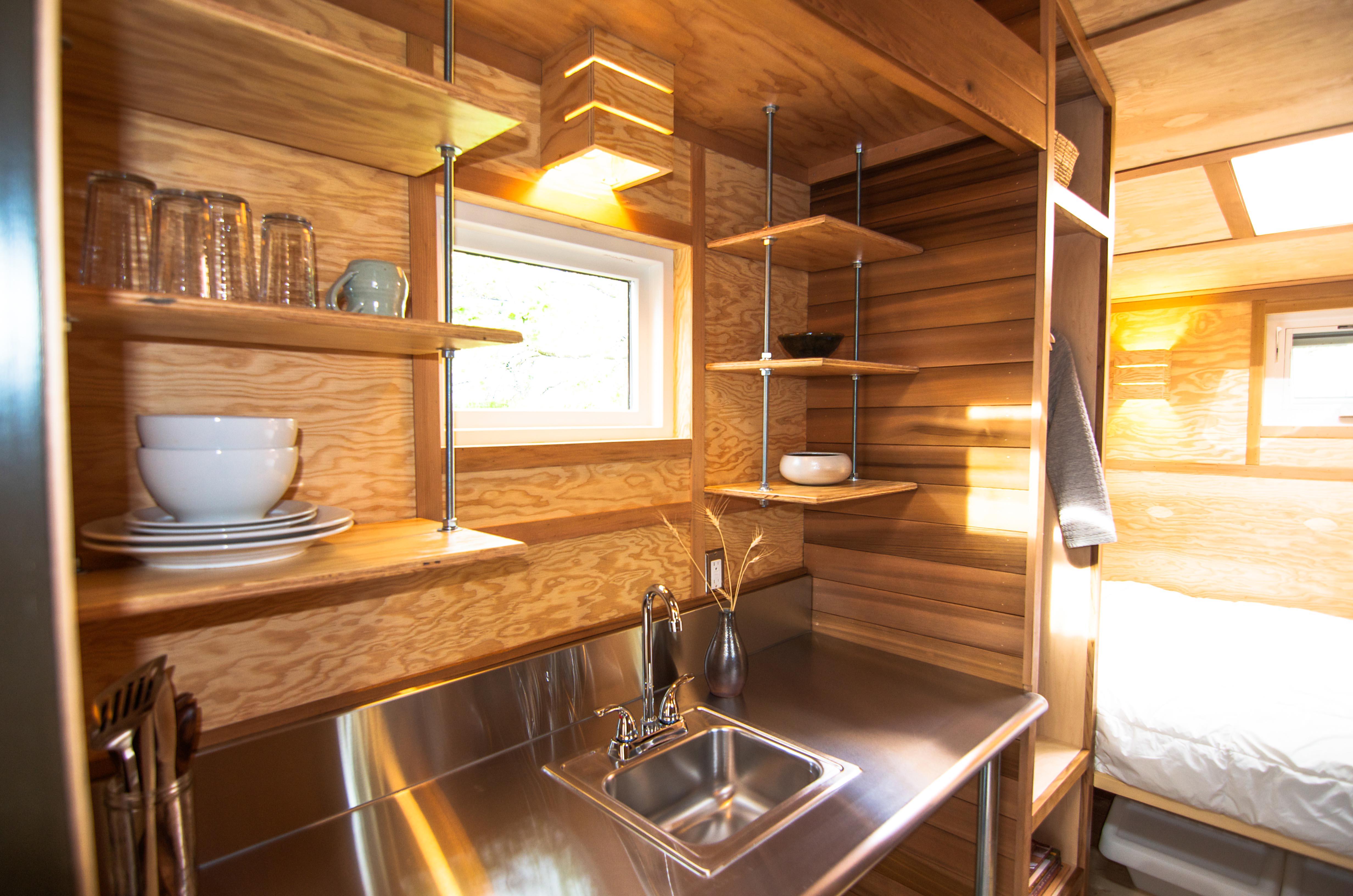 Installation New Cost Kitchen