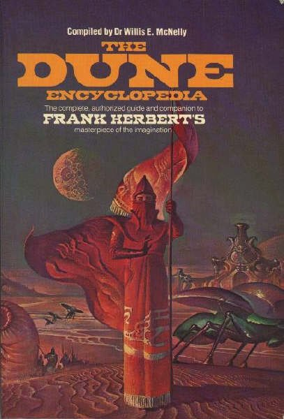 Frank Herbert S Dune That About Covers It Pagebook Media