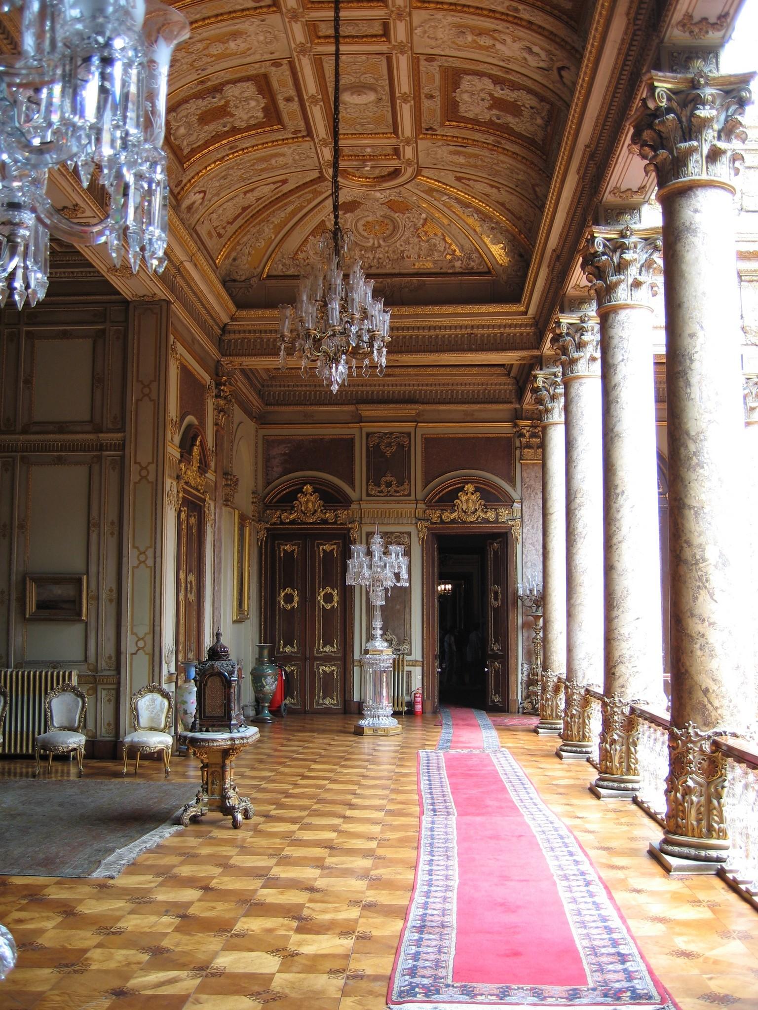 Ottoman Palaces Istanbul