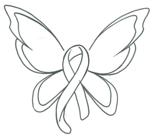 breast cancer coloring pages # 21