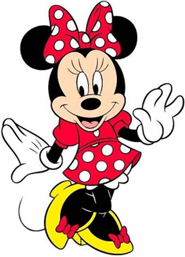 minnie mouse zeichnen # 46