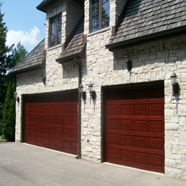 Garage Door Refinishing Painting In Partnership Chicago