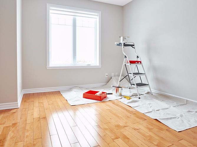 Residential Painting Contractor   Billings  MT   Paints Well With Colors Interior Painting