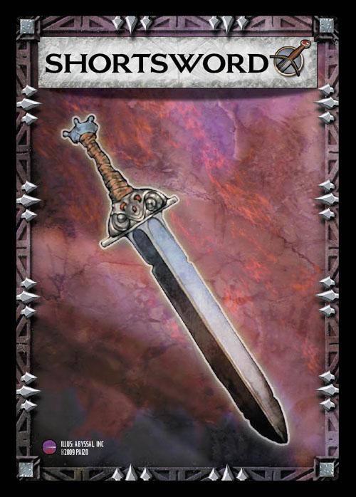 Paizo Com Gamemastery Item Cards Weapons Locker Deck