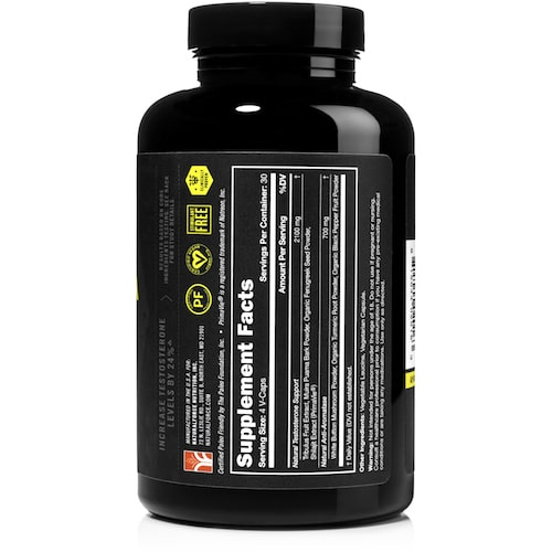 Natural Force Whole-Food Based Supplements | Paleo Foundation