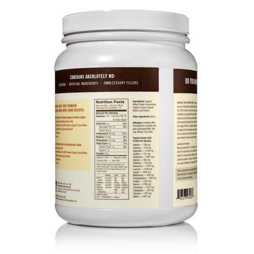 Natural Force Whole-Food Based Supplements - Paleo Foundation