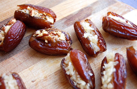 Chocolate Covered Stuffed Dates Come To Mama