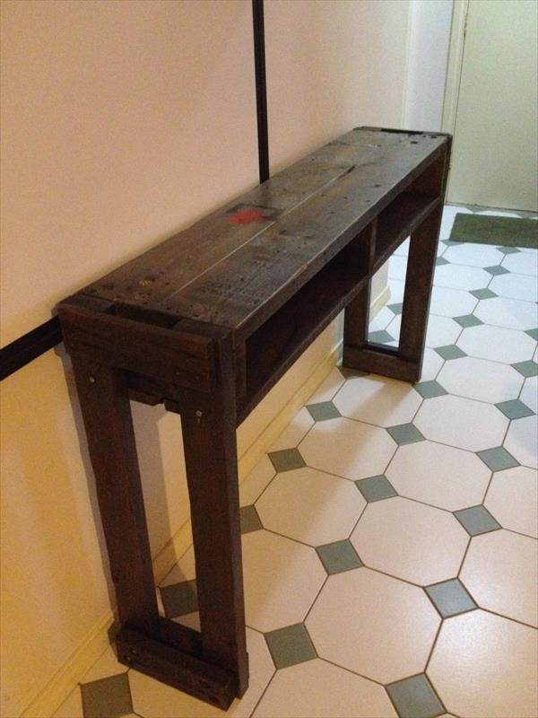 Wood Table Base