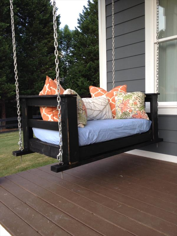 Diy Pallet Swing Pallet Furniture Plans