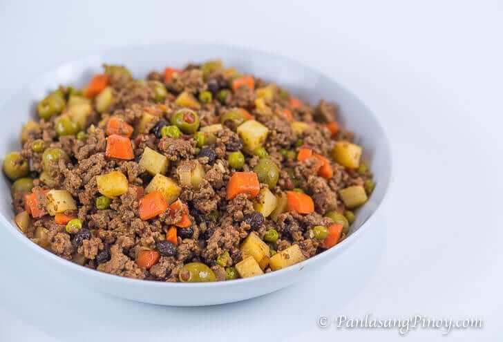 Rice Olives Recipe