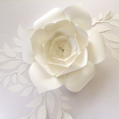 white paper flower   East keywesthideaways co white paper flower