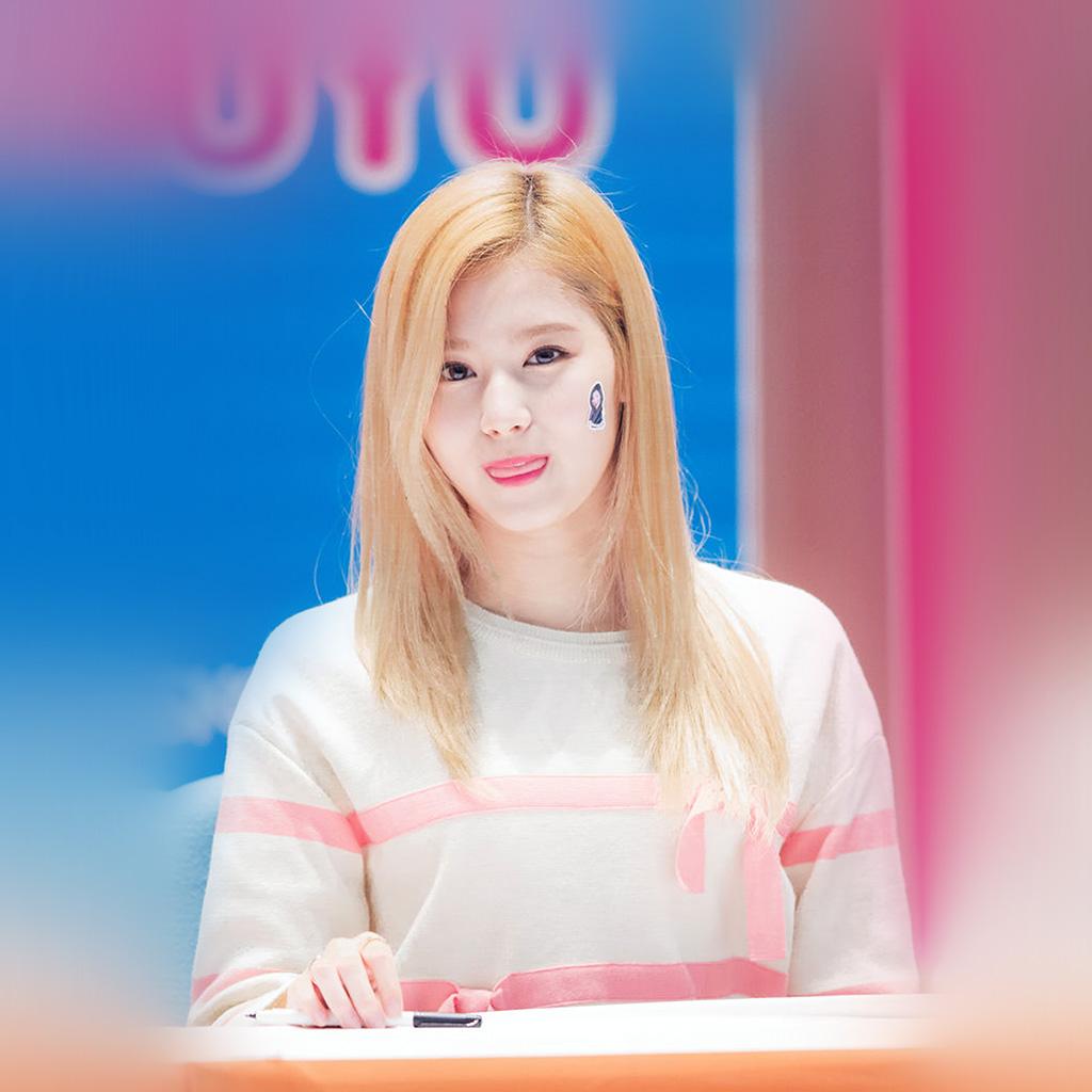 Hp73 Sana Twice Girl Kpop Group Cute Wallpaper