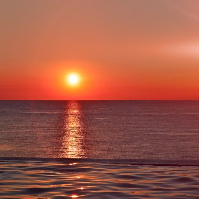nq97-sunset-sea-sky-nature-red-flare-wallpaper