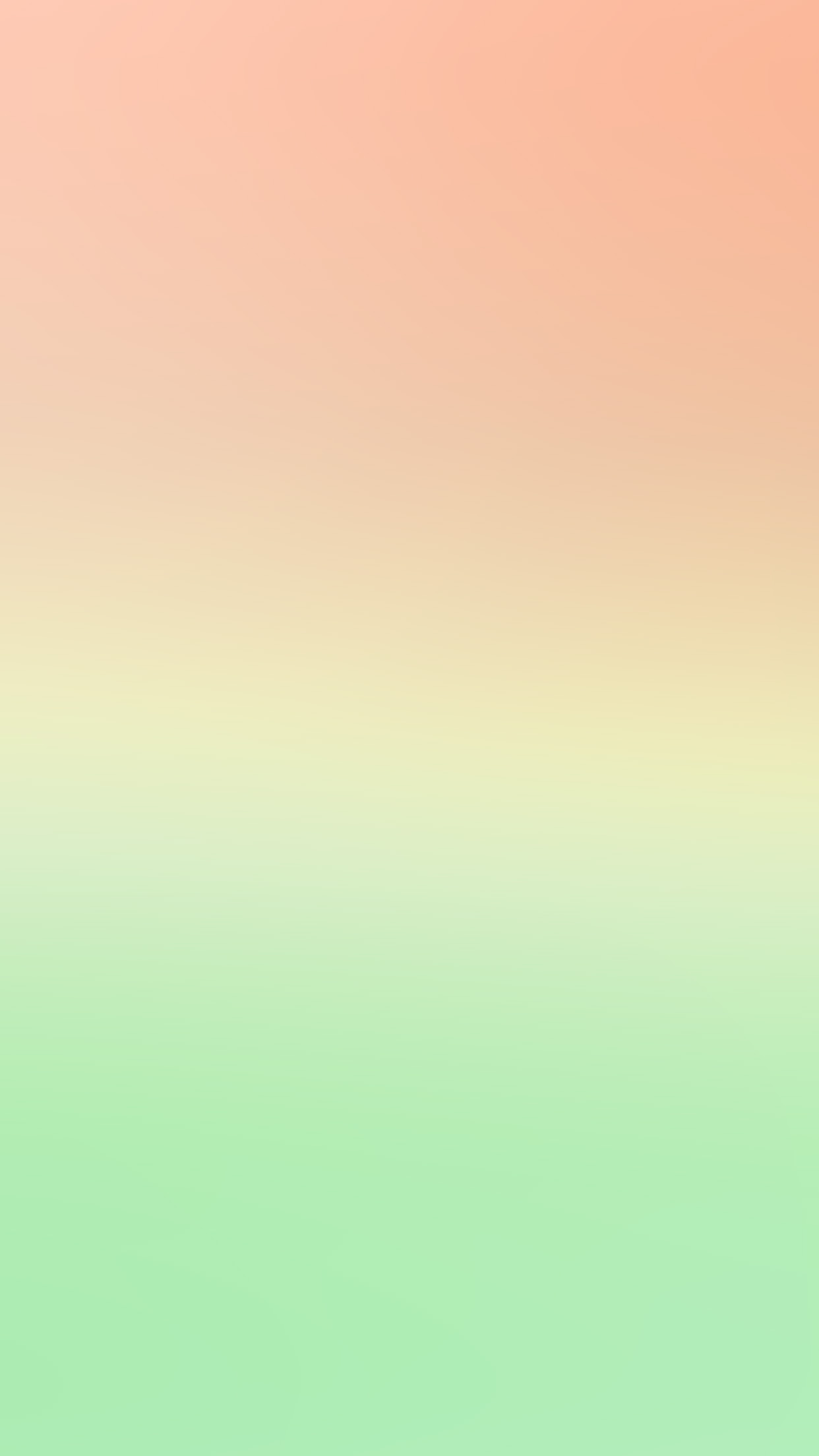 Sl92 Red Green Pastel Blur Gradation Wallpaper