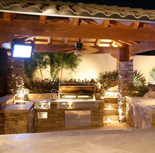 Custom Outdoor Kitchens Palm Beach   Kitchen Grills Palm Beach  FL     outdoor kitchen ideas