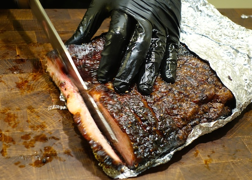 Bbq Pork Texas Ribs Style
