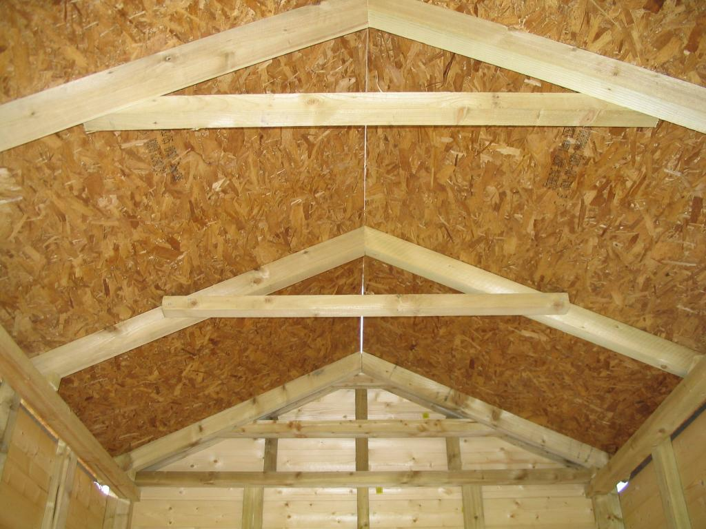 Building Shed Roof