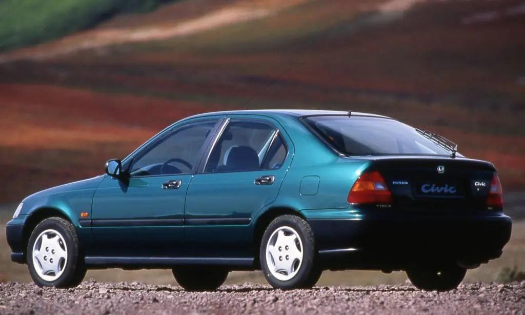 Honda Civic Hatchback 1995 2001 Photos Parkers