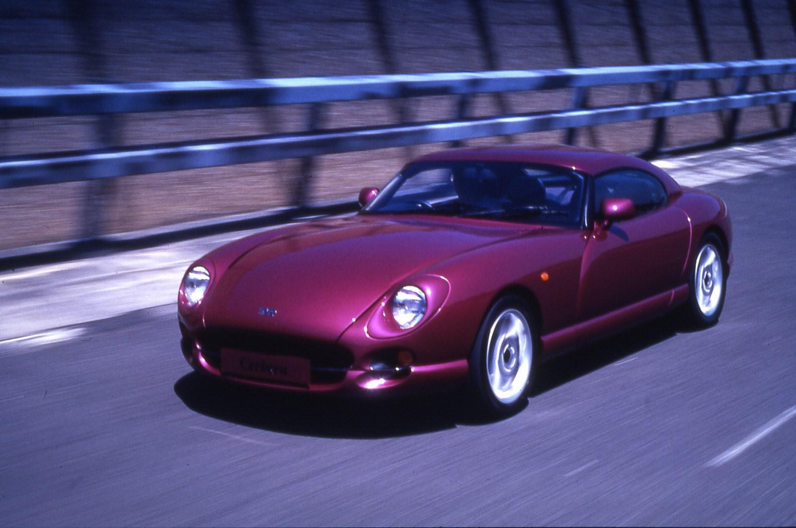 Tvr Cerbera Coupe 1993 2007 Photos Parkers