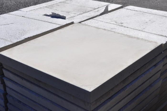 Plain Concrete Pavers Parklea Sand And Soil