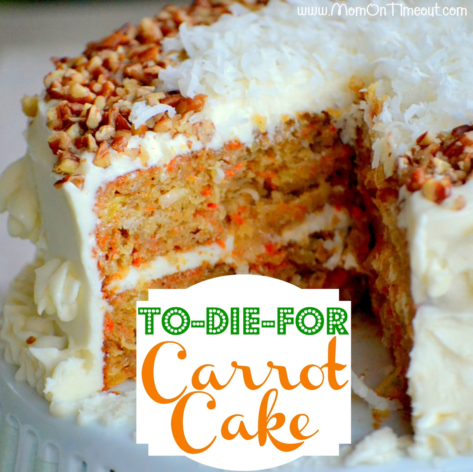 To Die For Carrot Cake  Recipe    Recipe Cloud App To Die For Carrot Cake  Recipe