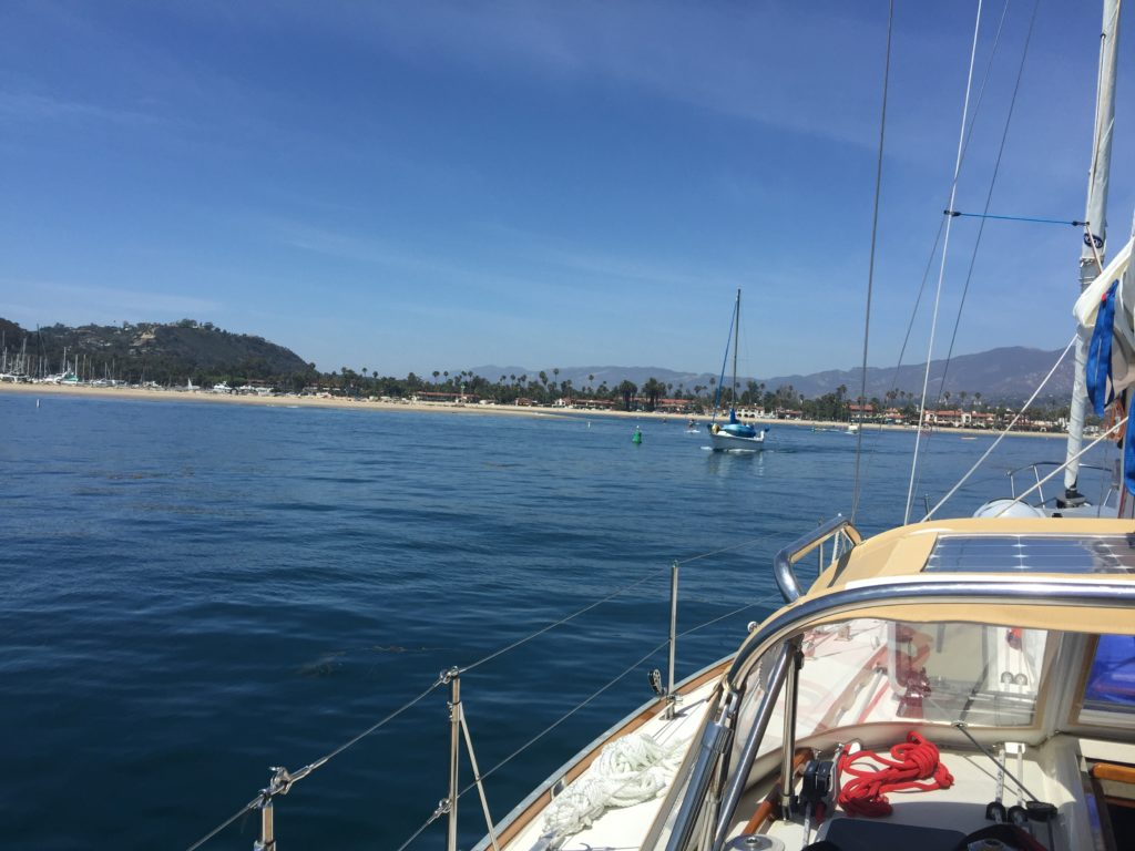 Santa Barbara Harbor Yacht Club