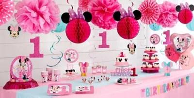 Minnie Mouse Sweet Treats